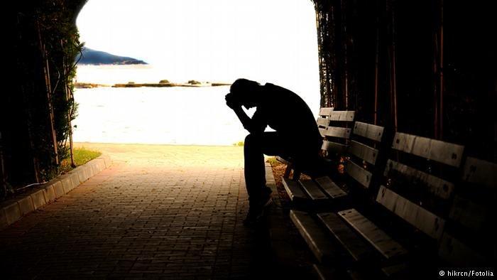 Coraz więcej samobójstw w UE /Deutsche Welle