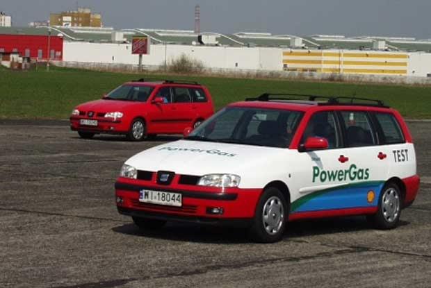 Cordoba na PowerGas jeździła zdecydowanie szybciej niż takie samo auto napędzane  tradycyjnym gazem /INTERIA.PL