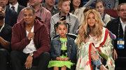 Córka Beyonce wspiera mamę