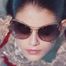 Córka Cindy Crawford w  reklamie Miu Miu