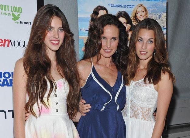 Córki równie piękne, jak mama /Getty Images/Flash Press Media