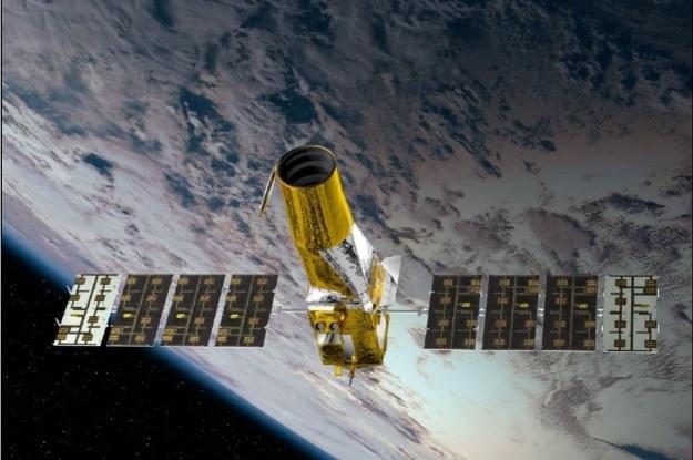 CoRoT - kosmiczny łowca planet przestaje działać /materiały prasowe