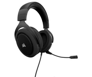 Corsair HS50 - test słuchawek