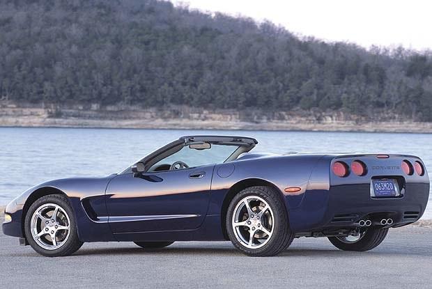 Corvette (kliknij) /INTERIA.PL