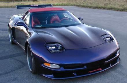 Corvette XXL /INTERIA.PL