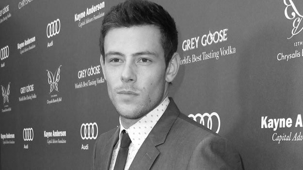 Cory Monteith / Jonathan Leibson /Getty Images/Flash Press Media