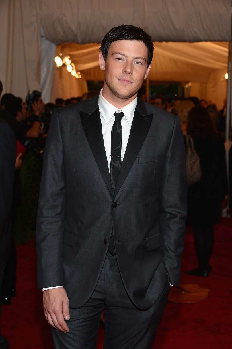 Cory Monteith /Dimitrios Kambouris /Getty Images