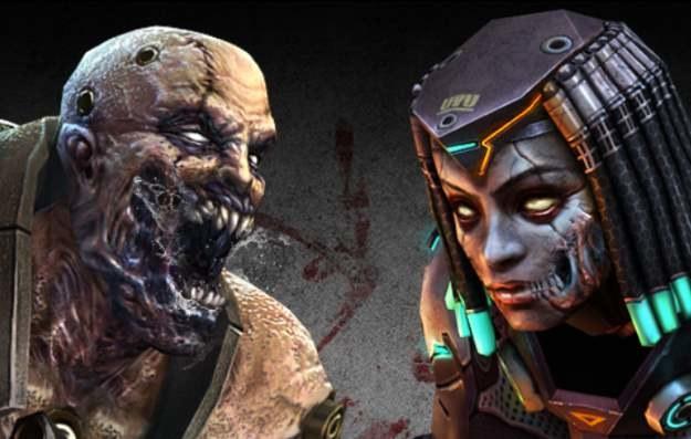 Counter-Strike Nexon: Zombies /materiały prasowe