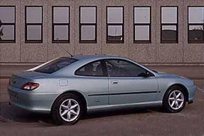 Coupe od Pininfariny /INTERIA.PL