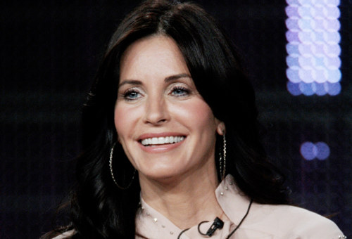 Courteney Cox-Arquette /Frederick M. Brown /Getty Images/Flash Press Media