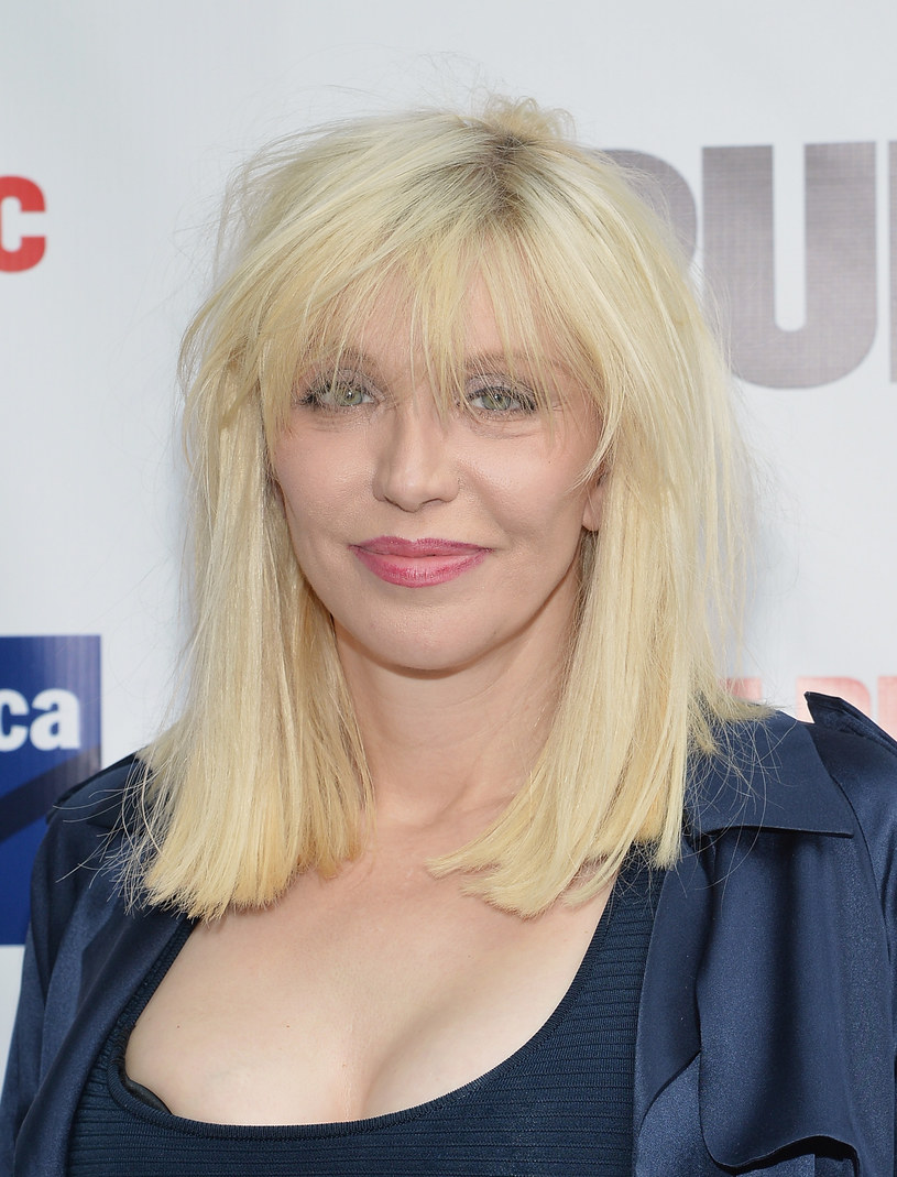 Courtney Love /Mike Coppola /Getty Images