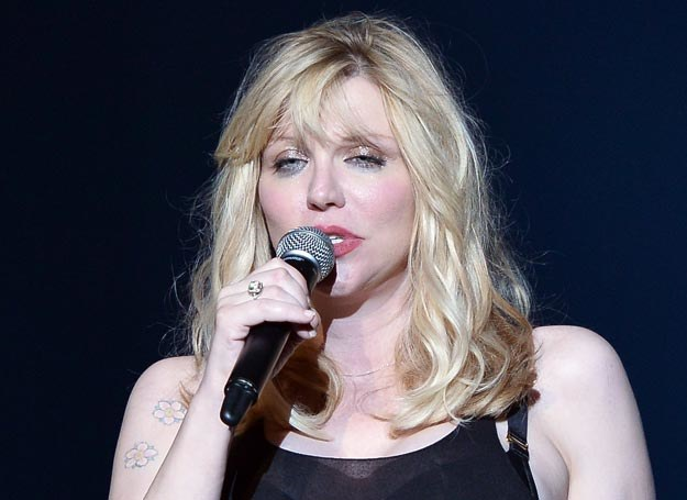 Courtney Love /TIZIANA FABI /East News