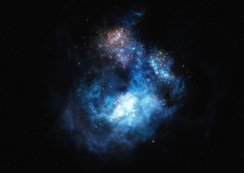 CR7 w pełnej okazałości /fot. ESO /materiały prasowe