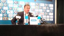 Cracovia - Pogoń 3-0. Maciej Skorża o meczu. Wideo