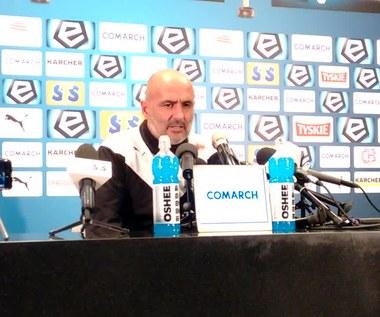 Cracovia - Pogoń 3-0. Probierz: Zmieniliśmy organizację gry. Wideo