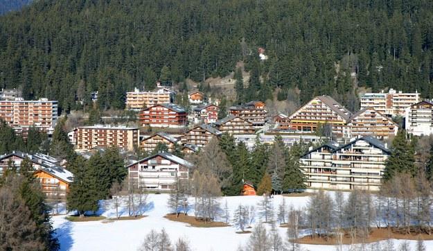 Crans-Montana w Szwajcarii /123/RF PICSEL