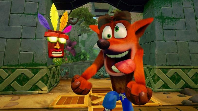 Crash Bandicoot: N.Sane Trilogy /materiały prasowe