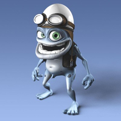 Crazy Frog nielegalna? /