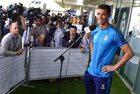 Cristiano Ronaldo: Chcę zostać i kontynuować karierę w Madrycie