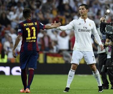 Cristiano Ronaldo dba o siłę Barcelony? Wideo