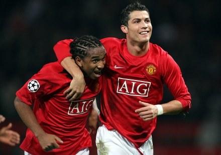 Cristiano Ronaldo i Anderson /AFP