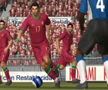 Cristiano Ronaldo na okładce PES 2008