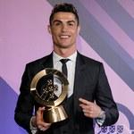 Cristiano Ronaldo najlepszym portugalskim piłkarzem w 2017 roku