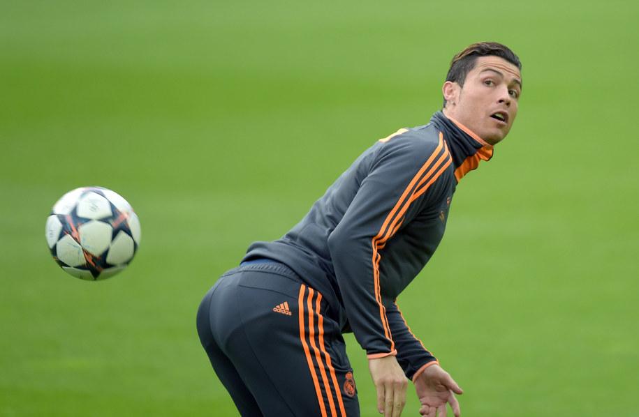 Cristiano Ronaldo piekielnie drogi /BERND THISSEN /PAP/EPA