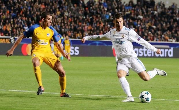 Cristiano Ronaldo śrubuje rekord w Lidze Mistrzów!