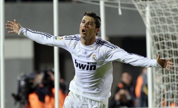 Cristiano Ronaldo strzelił trzy gole dla Realu Madryt w meczu z Realem Mallorca (4-1) /AFP