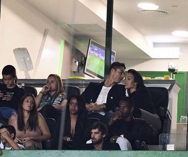 Cristiano Ronaldo zaplanował ślub. Wideo