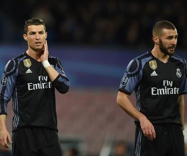 Cristiano Ronaldo zazdrosny o Karima Benzemę? Wideo