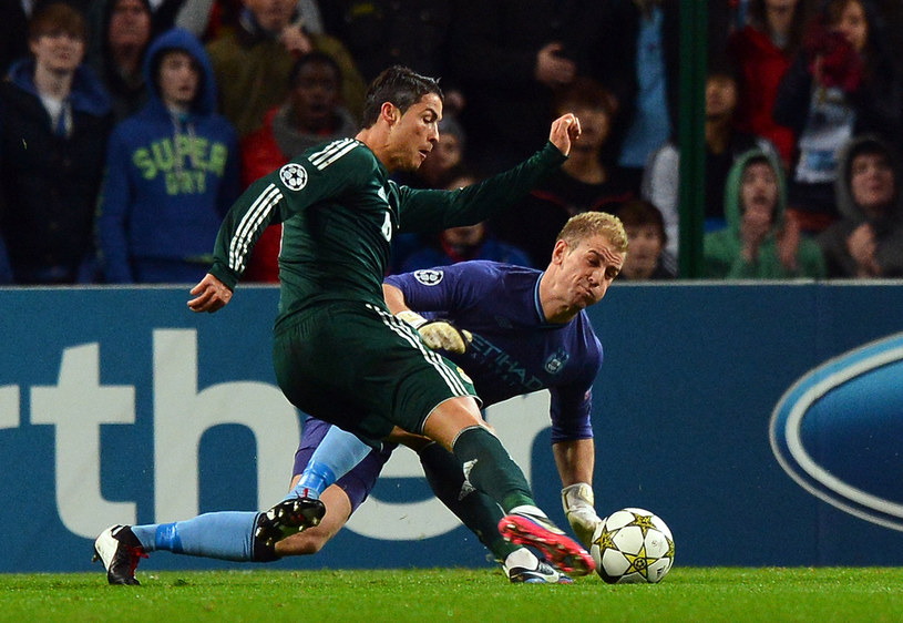 Cristiano Ronaldo znalazł się na celowniku PSG /AFP