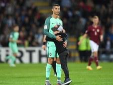 Cristiano Ronaldo został ojcem bliźniąt