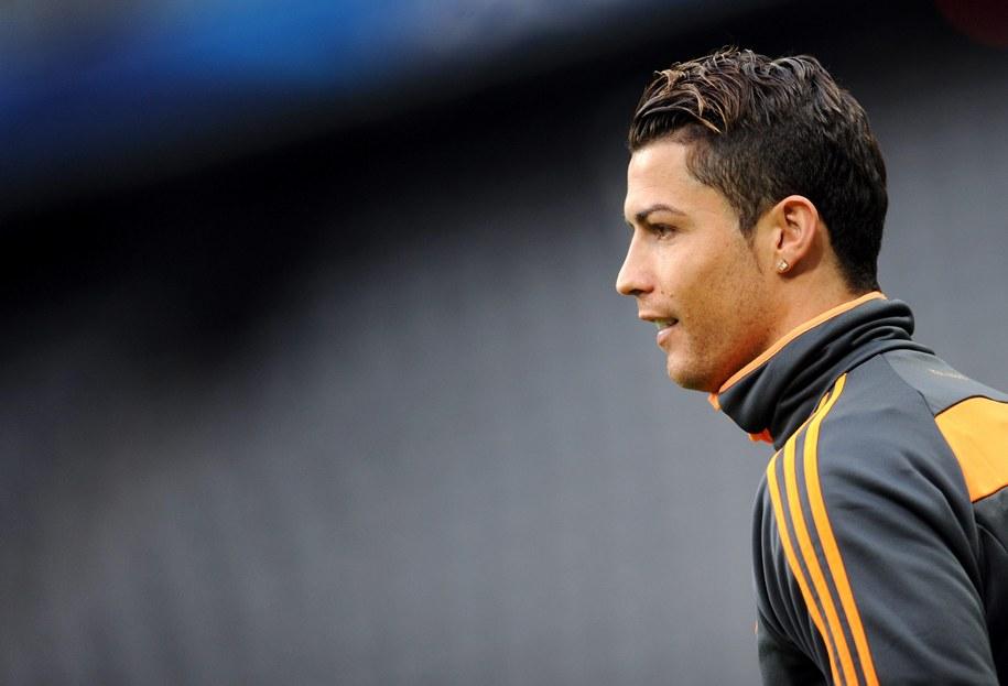 Cristiano Ronaldo /Andreas Gebert /PAP/EPA