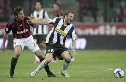 Cristiano Zanetti (z prawej) /AFP
