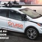 Cruise AV – w pełni autonomiczny samochód od GM