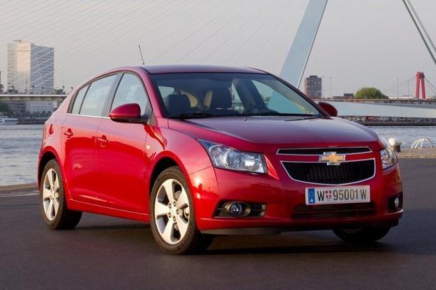 Cruze to najpopularniejszy model w gamie Chevroleta /