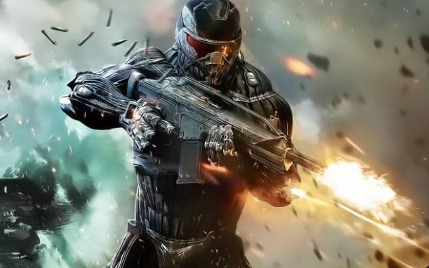 Crysis 2 - motyw graficzny /Informacja prasowa