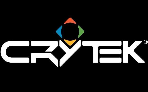 Crytek - logo /Informacja prasowa