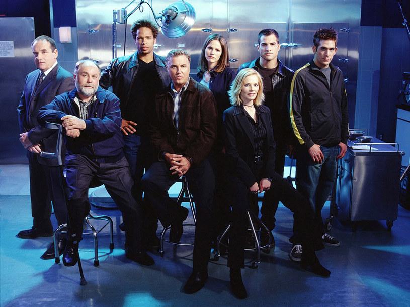 """""""CSI: Kryminalne zagadki Las Vegas"""" /materiały prasowe"""