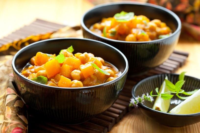 Curry z dyni /123RF/PICSEL