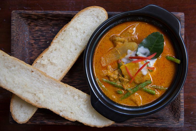 Curry z krewetek w Romdeng. fot. James Wasserman /The New York Times Syndicate