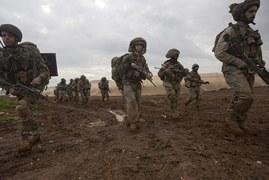 Ćwiczenia izraelskiej armii