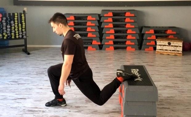 Ćwiczenia na zdrowe i piękne nogi!