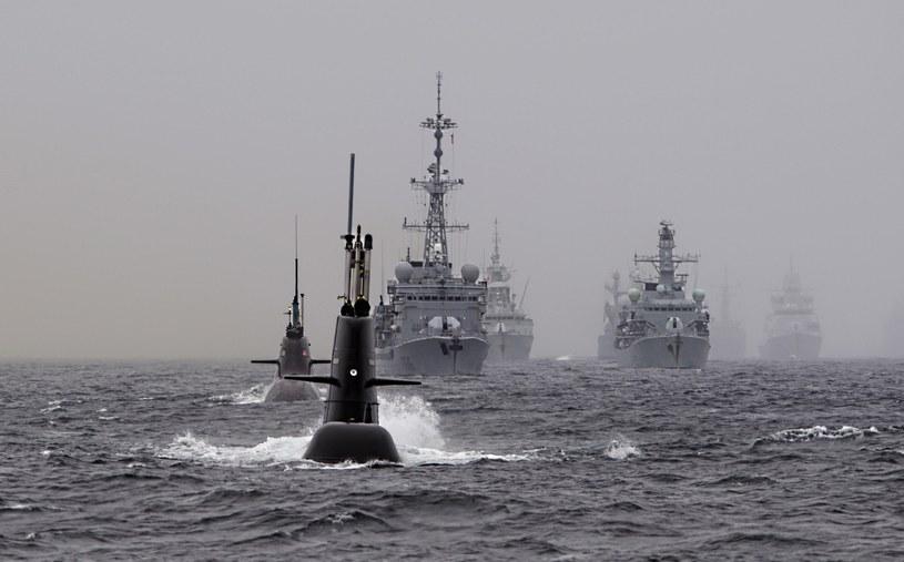Ćwiczenia NATO /AFP