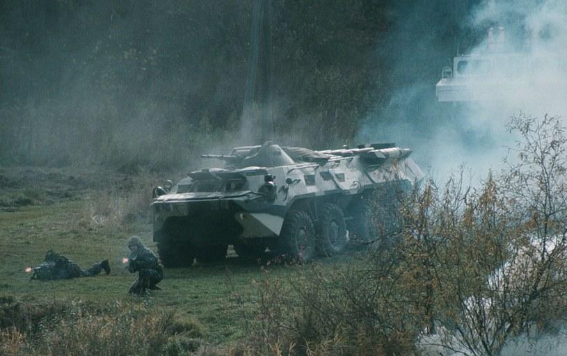 Ćwiczenia rosyjskich żołnierzy w 2000 r. /Laski Diffusion /East News