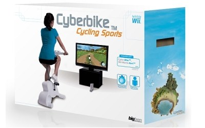 Cyberbike - zdjęcie zestawu /Informacja prasowa