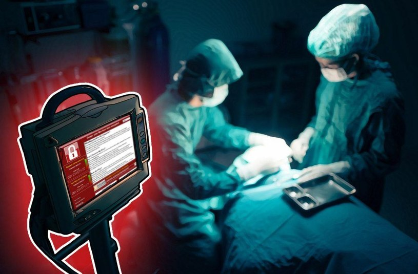 Cyberprzestępcy są coraz bardziej świadomi wartości informacji dotyczących zdrowia /materiały prasowe