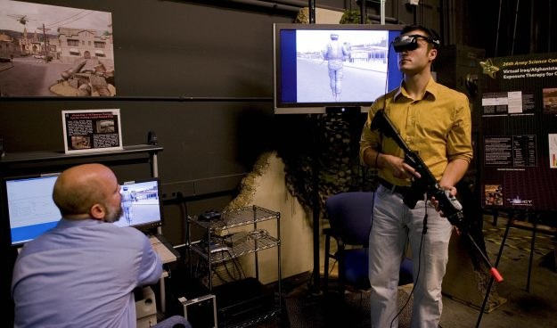 Cyberterapia ma grupę zwolenników wśród naukowców z całego świata /The New York Times